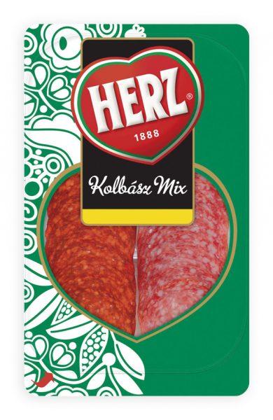 Herz Kolbász mix 70g