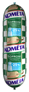 Kométa Soproni felvágott cca. 2,2kg
