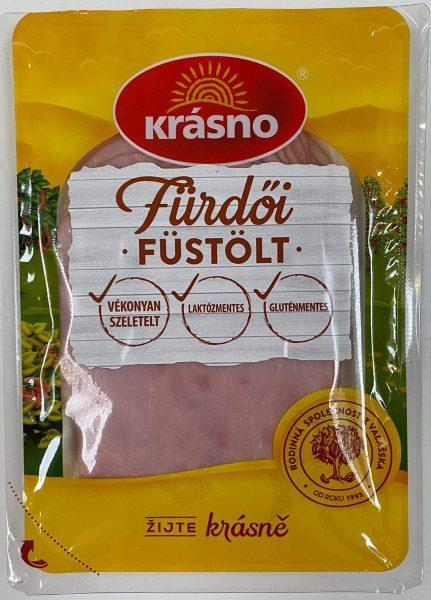 Krasno Fürsői Sonka szeletelt 100g