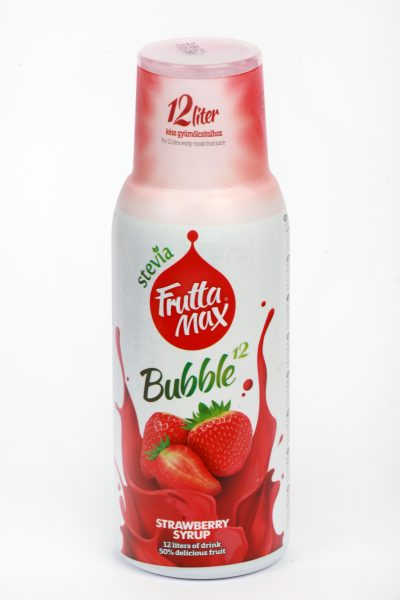 Fruttamax Bubble Eper 500ml